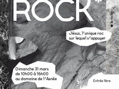 Jésus est le roc